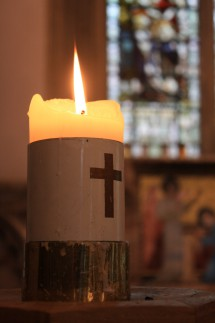 Holy Trinity Candle 215